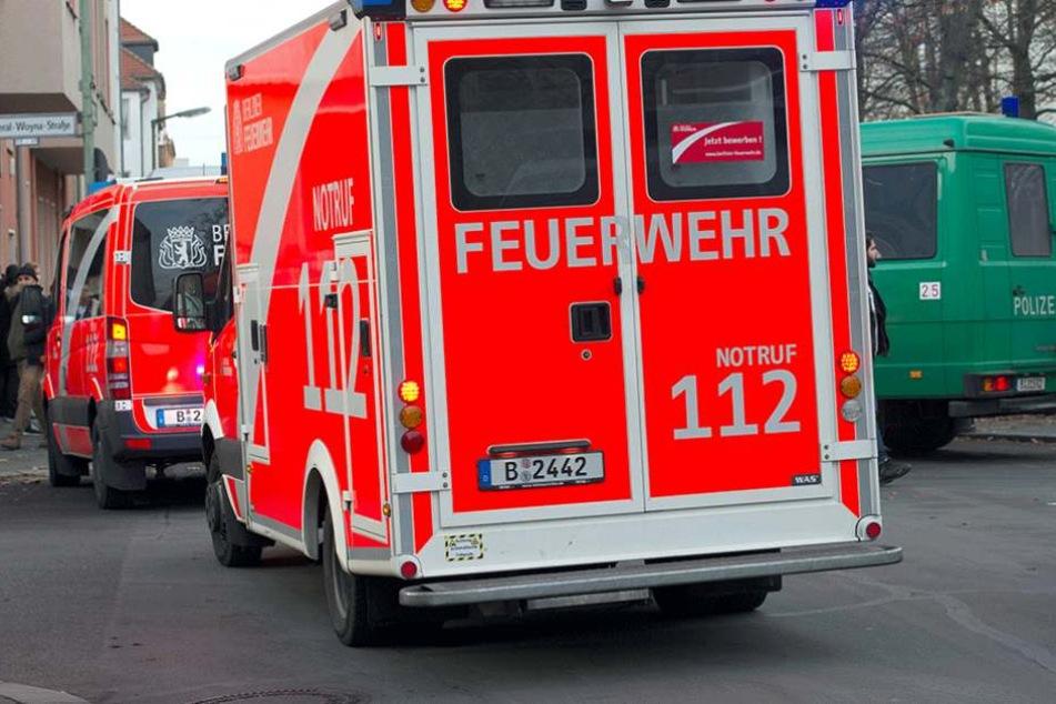 Drei Männer wurden bei der Schlägerei verletzt und mussten ärztlich behandelt werden (Symbolbild).