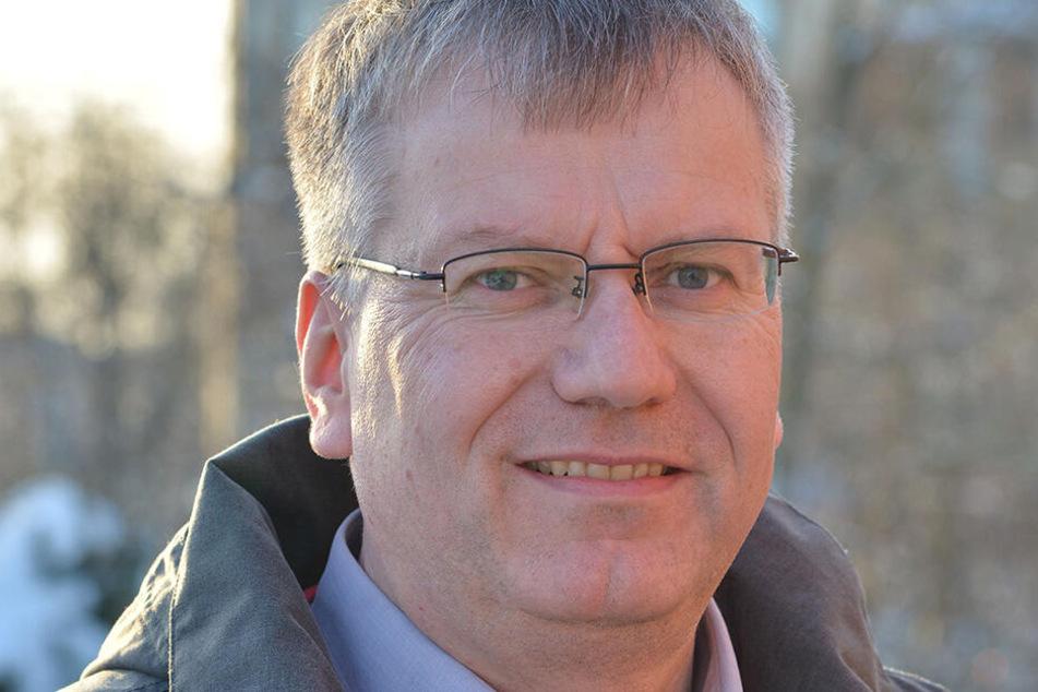 Die CDU um Ortsvorsteher Falk Ulbrich (51, CDU) holte bei der Ortschaftsratswahl in Einsiedel die meisten Stimmen.