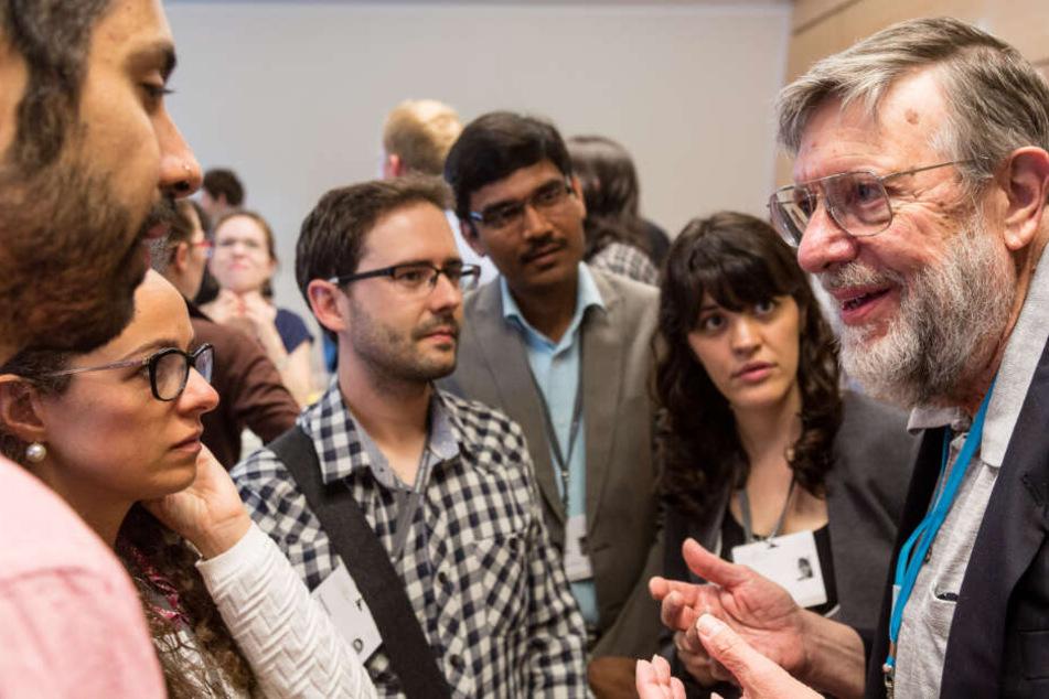 Junge Forscher aus 89 Ländern treffen Nobelpreisträger am Bodensee