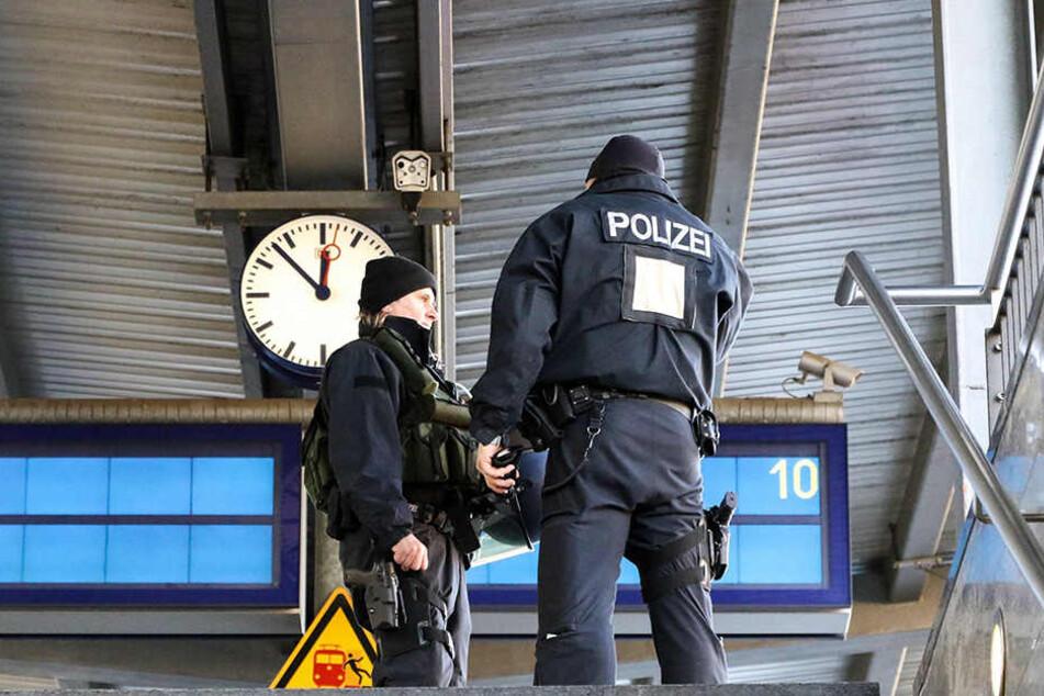 Die Bundespolizei will auf den und in den Zügen streng kontrollieren.