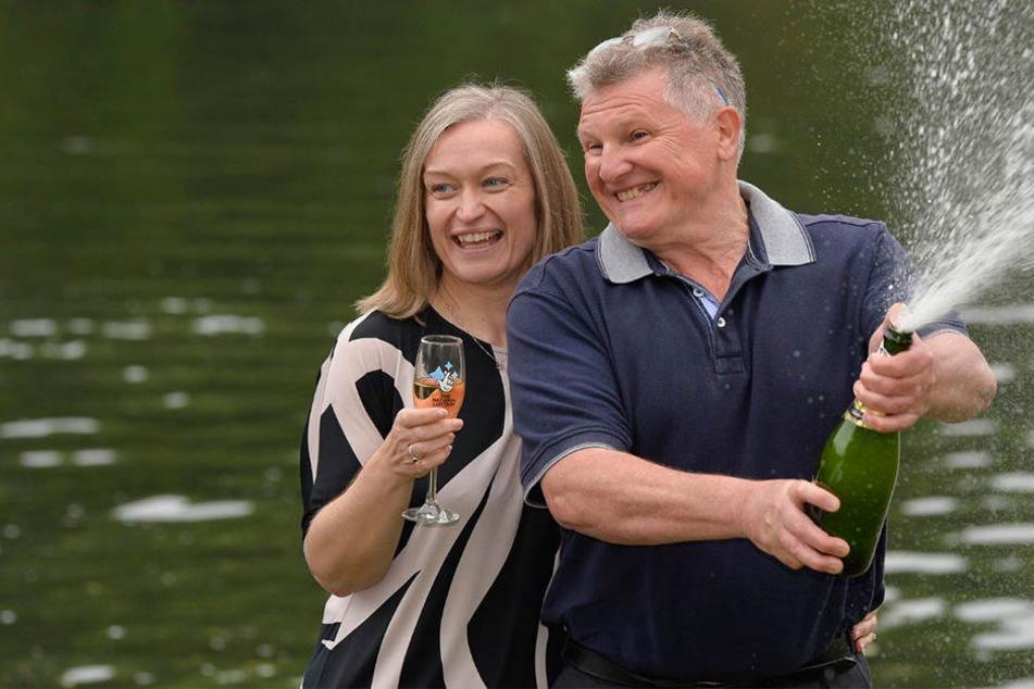 Ehepaar lebt mehrere Tage als Millionär, ohne es zu wissen
