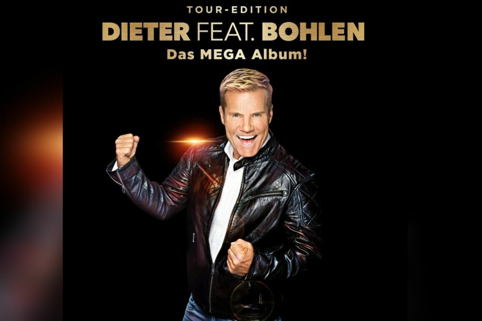 """Das """"Mega Album"""" des Pop-Titans ist am Freitag erschienen."""