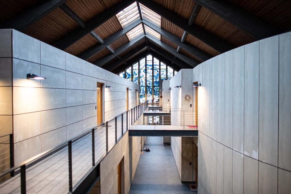 In einer ehemaligen Kirche in Dülmen sind Kirchwohnungen entstanden.