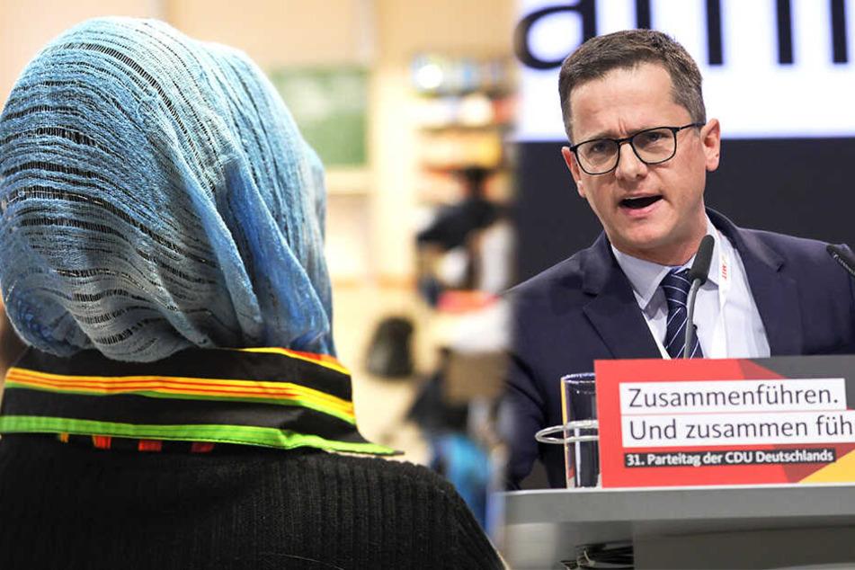 CDU-Politiker fordert Kopftuchverbot an staatlichen Schulen