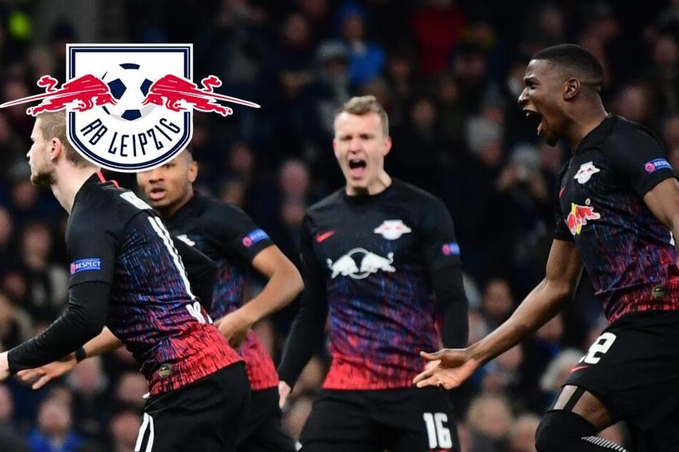 Champions League: RB Leipzig startet mit wichtigem Auswärtssieg in Tottenham