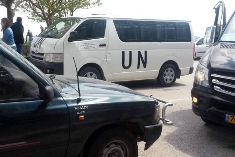 Uno-Blauhelme sollen Polizisten nicht vor Hinterhalt gewarnt haben
