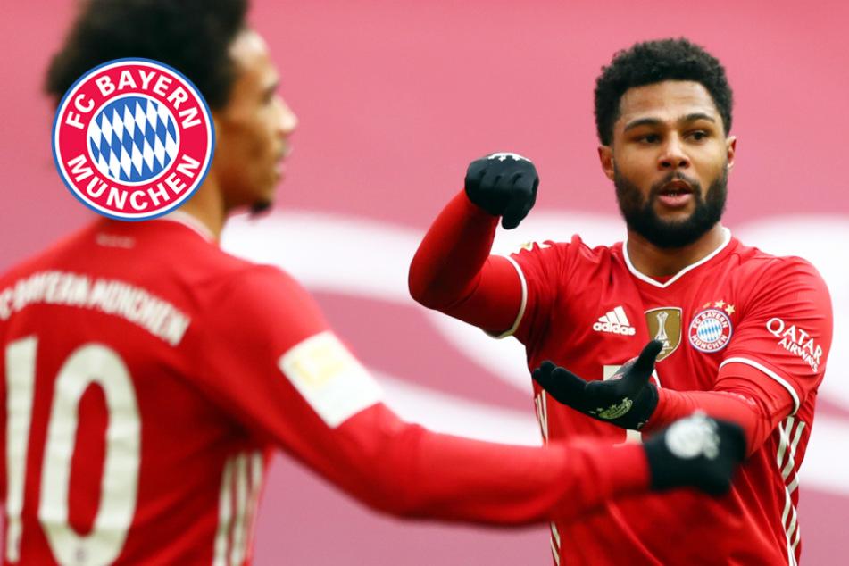Serge Gnabry mit positivem Corona-Test: Bayern-Star fehlt in der CL gegen Paris Saint-Germain