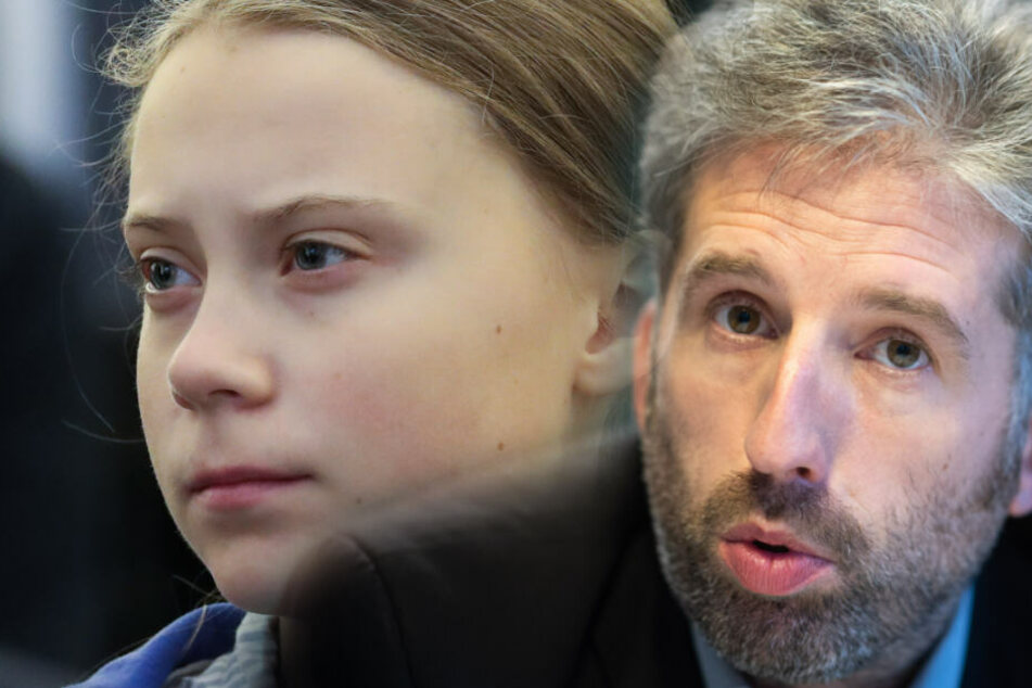 Boris Palmer gibt Klima-Aktivistin Greta Thunberg mächtig Kontra