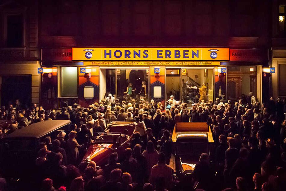 """Das """"Horns Erben"""" in der Südvorstadt konnte sich über einen der begehrten Preise freuen."""