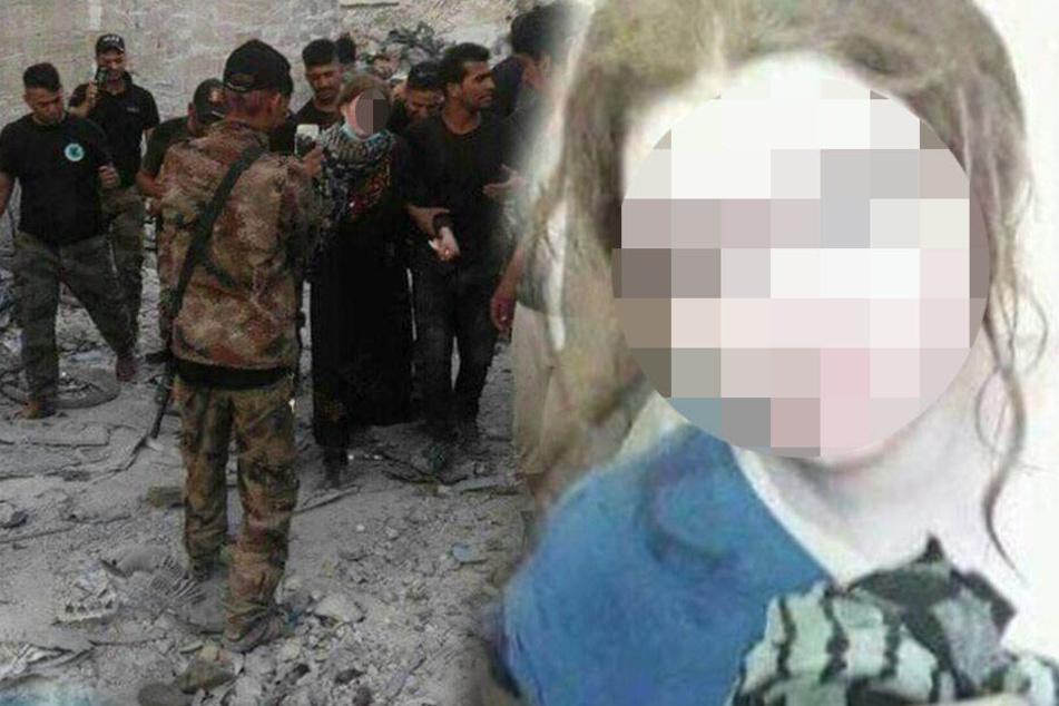 Linda aus Pulsnitz droht im Irak als IS-Anhängerin der Prozess