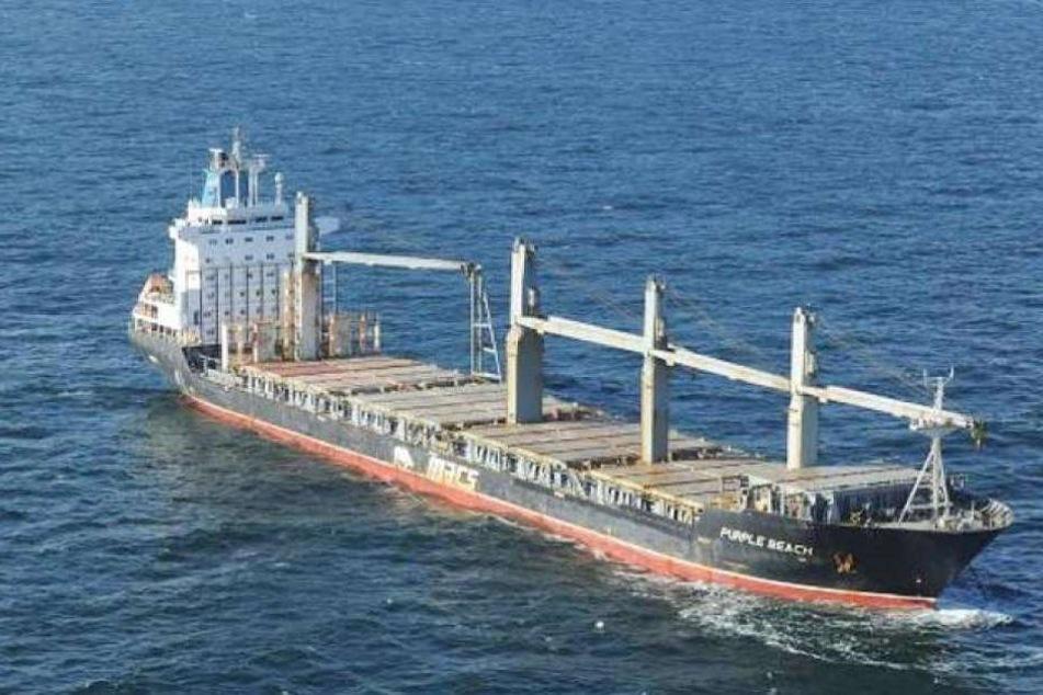 Der Chemie-Tanker ist auf Grund gelaufen und könnte ein Leck haben. (Symbolbild)