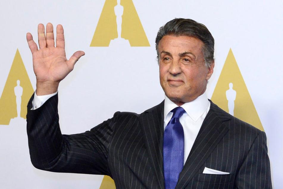 Sylvester Stallone wehrte sich bereits gegen die Vorwürfe.