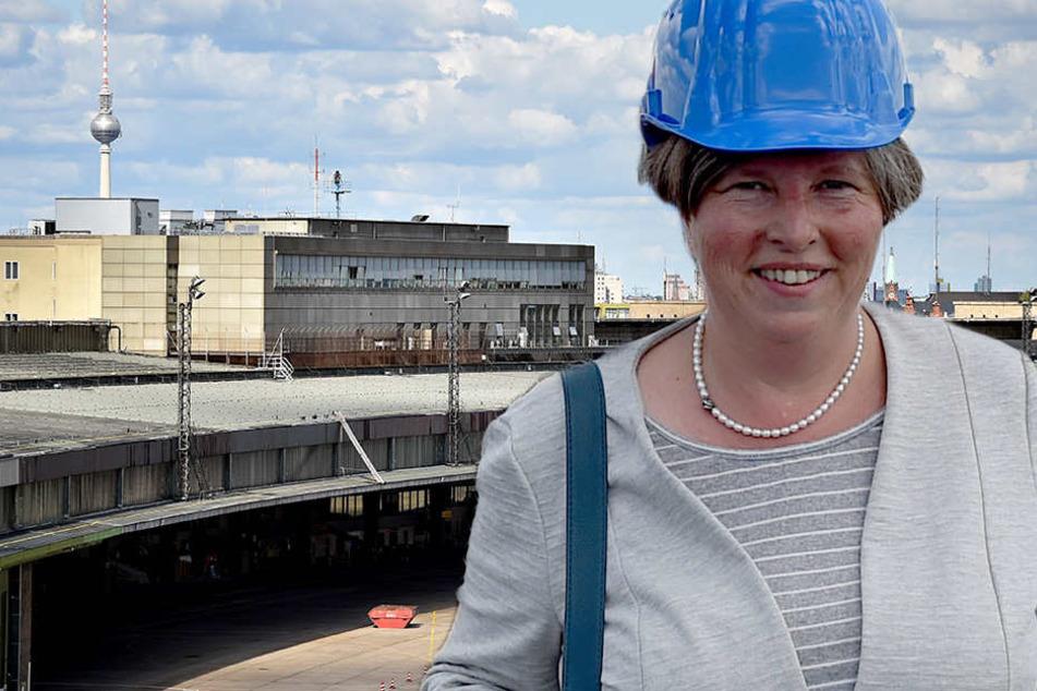 Hier entsteht die längste Dachterrasse der Welt: Mitten in Berlin!