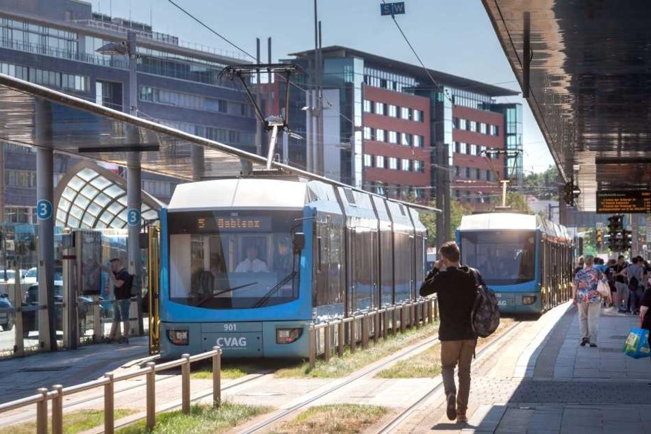 Am Wochenende wird die Zentralhaltestelle für den Bahnverkehr gesperrt. (Archivbild)