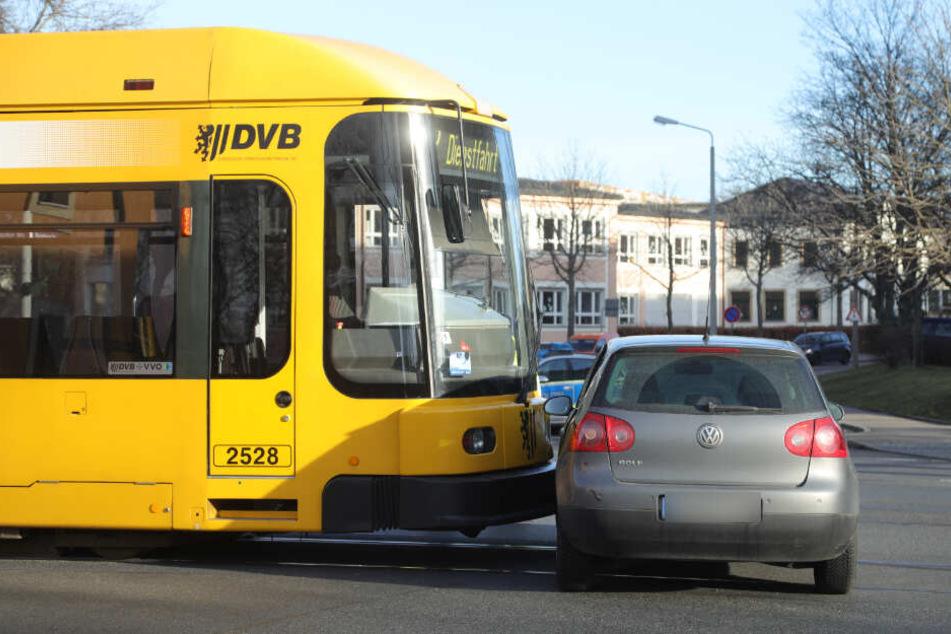 Straßenbahn dresden