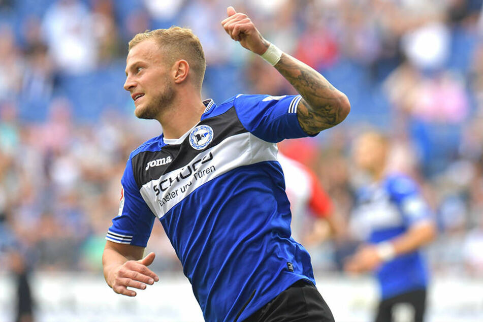 Im Heimspiel gegen Jahn Regensburg zeigte der DSC schon einiges von dem, auf das sich die Fans diese Saison freuen können.