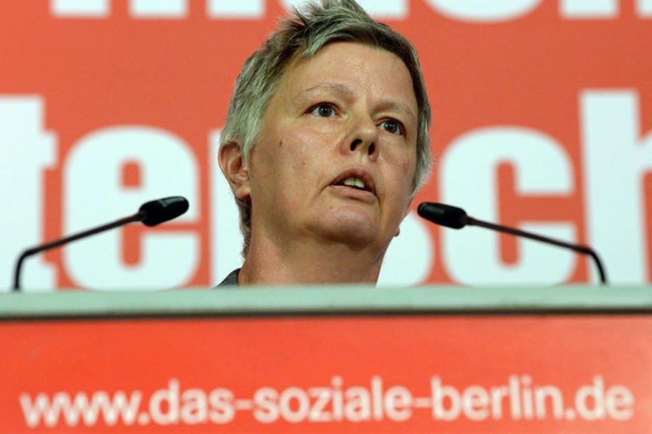 Mit ihrer Aussage schockte sie vergangene Woche die Koalitionspartner SPD und Grüne.
