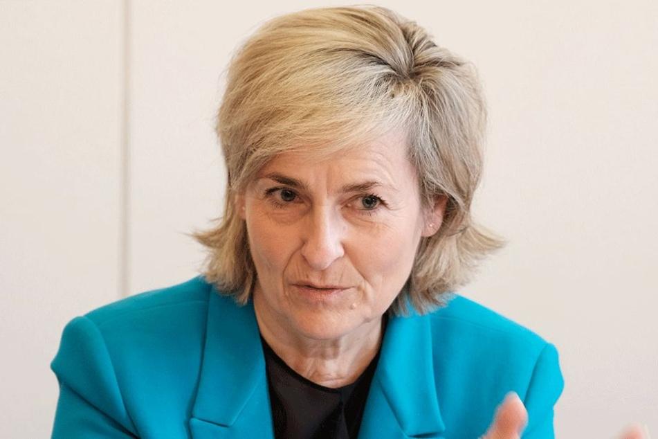 MDR-Intendantin Karola Wille.