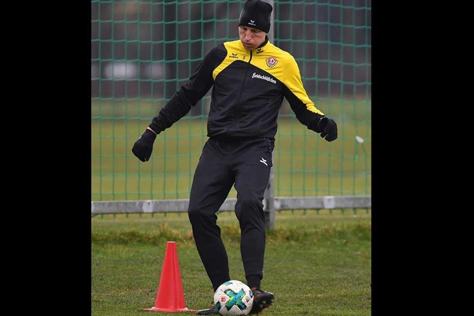 Kapitän Marco Hartmann ist wieder am Ball. Doch reicht es auch gegen Sandhausen?