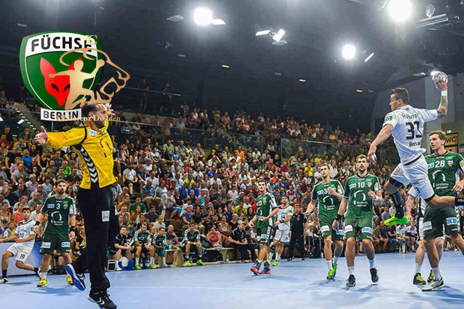 Schlechtes Omen? Dresdner verlieren erstes Spiel in BallsportArena