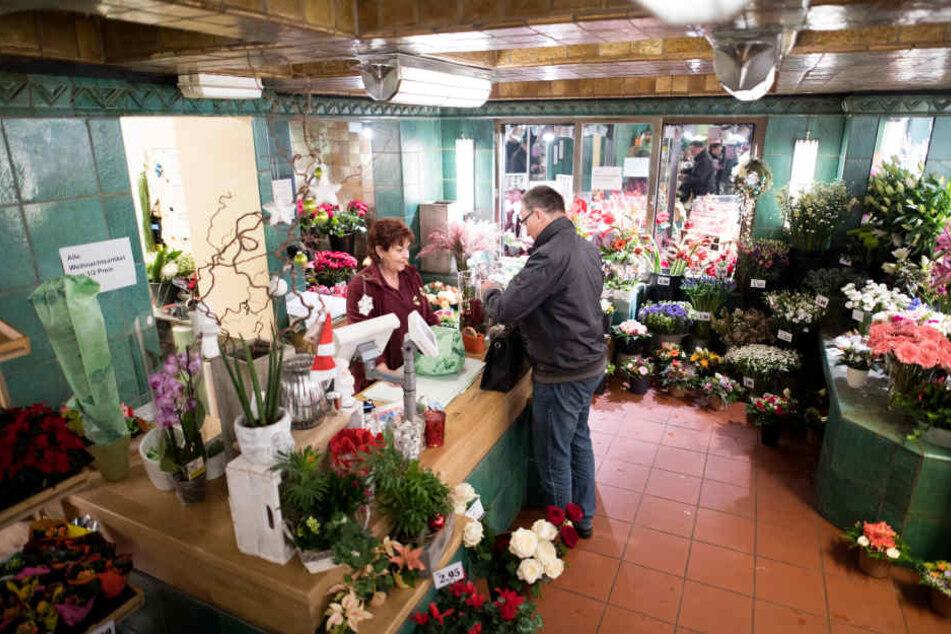 Rund 1000 Floristen gibt es schätzungsweise noch in Hessen. Die Branche muss sich jedoch harter Discount-Konkurrenz stellen.