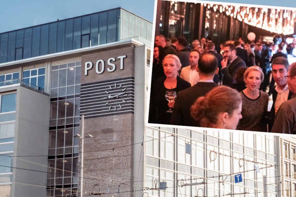 Alte Leipziger Hauptpost mit Festakt zum Leben erweckt