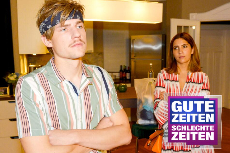 GZSZ: GZSZ: Schreckliche Nachrichten für Laura, hätte ihr Bruder sie sterben lassen?
