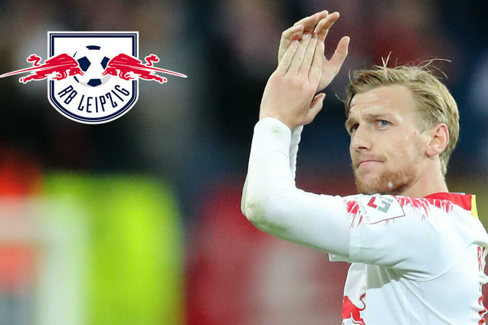 Darum vergleicht sich RB Leipzigs Emil Forsberg mit Rotwein