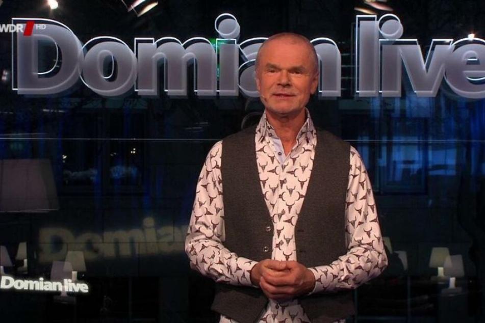 """""""Domian live"""" mit Jürgen Domian wird es ab 2020 einmal im Monat geben."""