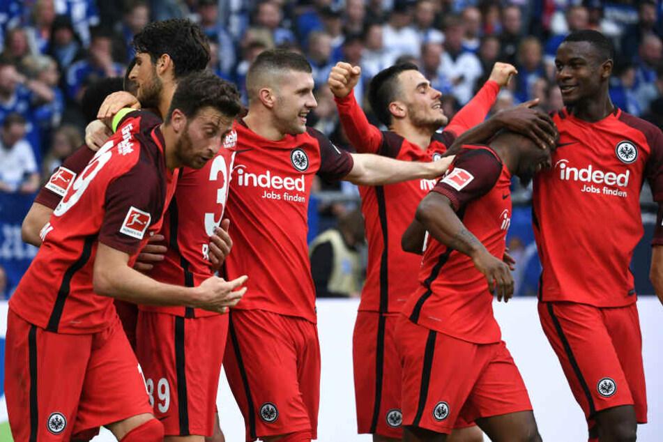 Im Kalenderjahr 2019 hat die Eintracht noch kein einziges Pflichtspiel verloren.