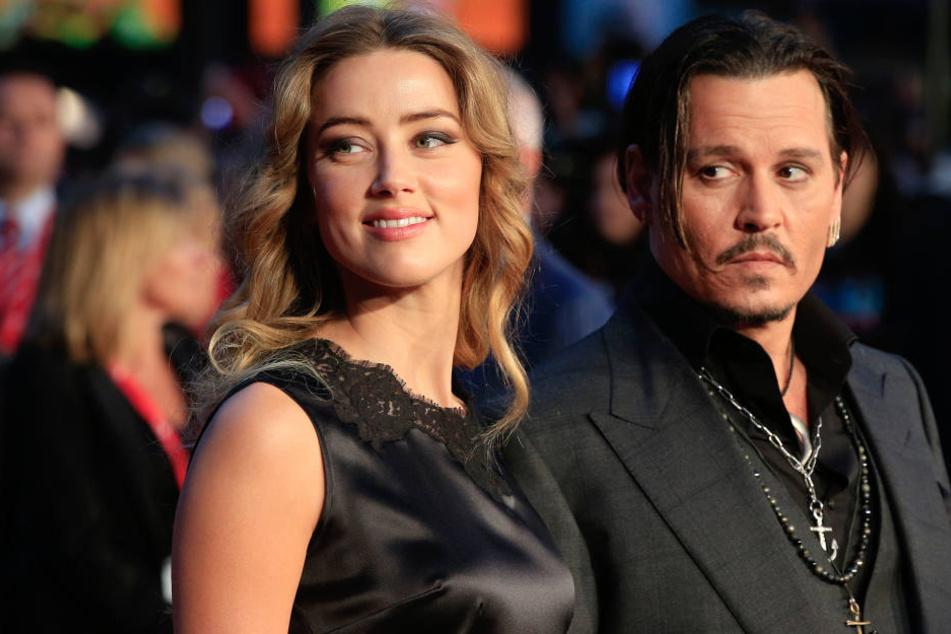 2016 ließ sich Amber Heard von Johnny Depp scheiden.