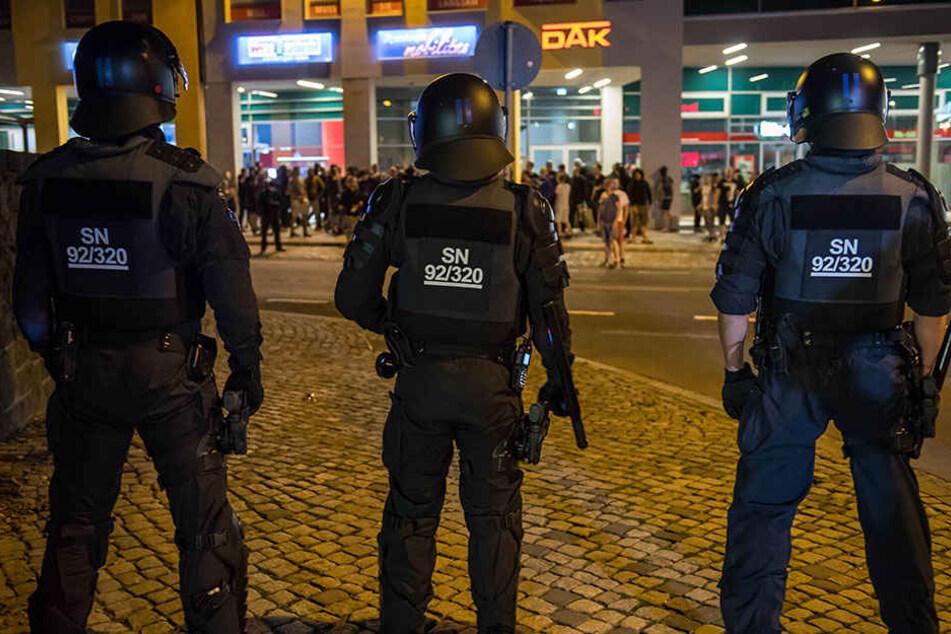 Gemeinsam mit dem Innenministerium richtet die Polizeidirektion Görlitz einen Kontrollbereich in Bautzen ein. Dieser gilt vorerst bis zum 26. September um 10 Uhr.