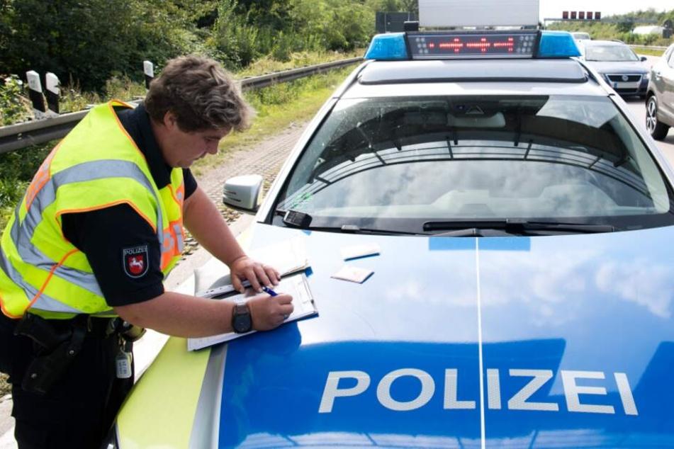 Die Autobahnpolizei stoppte den Mann bei bad Nenndorf. (Symbolbild)