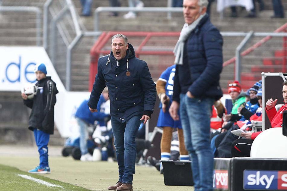 Jürgen Kramny (50) will den Heimspielvorteil für sein Team nutzen.