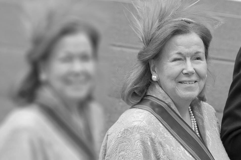 Trauer im Königshaus: Schwester von Ex-Königin Beatrix tot
