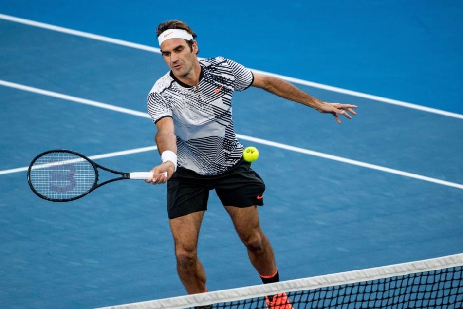 Kann sich Roger Federer nach einem halben Jahr Pause seinen 18. Grand-Slam-Titel sichern?