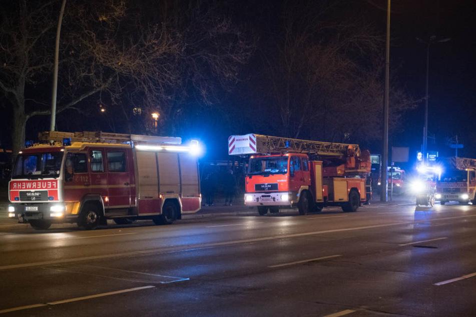 30 Personen wurden bei dem Feuer verletzt, darunter 13 Minderjährige. (Symbolbild)