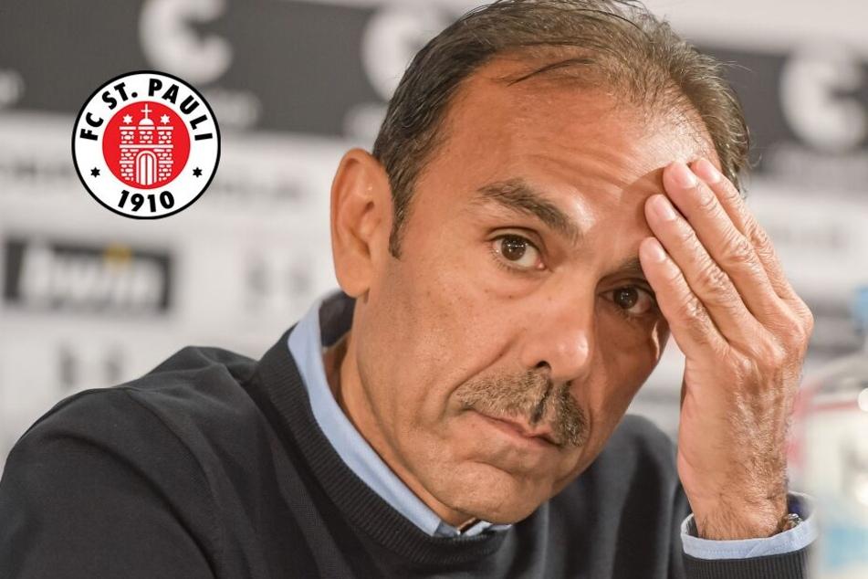 """Es ist bitter"": St. Pauli-Coach Luhukay schon vor Saisonstart enorm genervt"