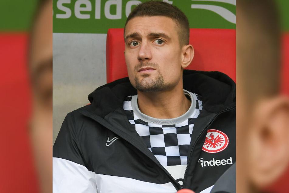 Stefan Ilsanker wechselte erst vor vier Tagen von Leipzig nach Frankfurt. Gibt er seinem neuen Coach Adi Hütter die entscheidenden Hinweise?
