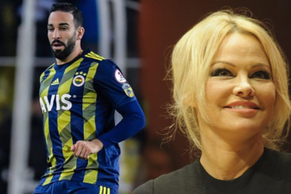 Pamela Anderson und Adil Rami waren von 2016 bis 2019 ein Paar.