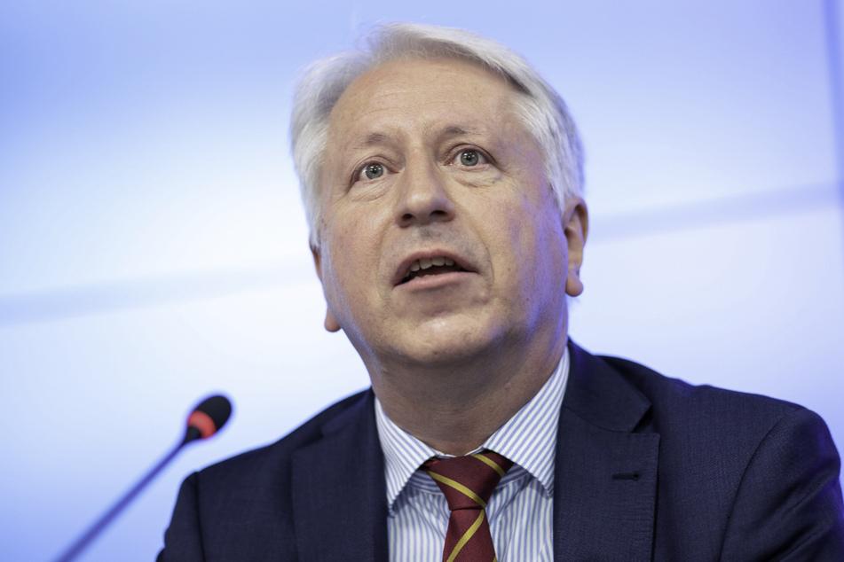 Bernhard Eitel (61), Rektor der Universität Heidelberg, fordert Impfangebote für Studierende.