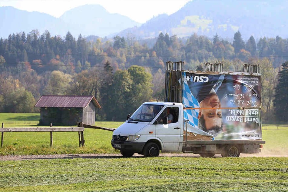 Die Bayern-Wahl stellte nicht alles, aber doch manches auf den Kopf.