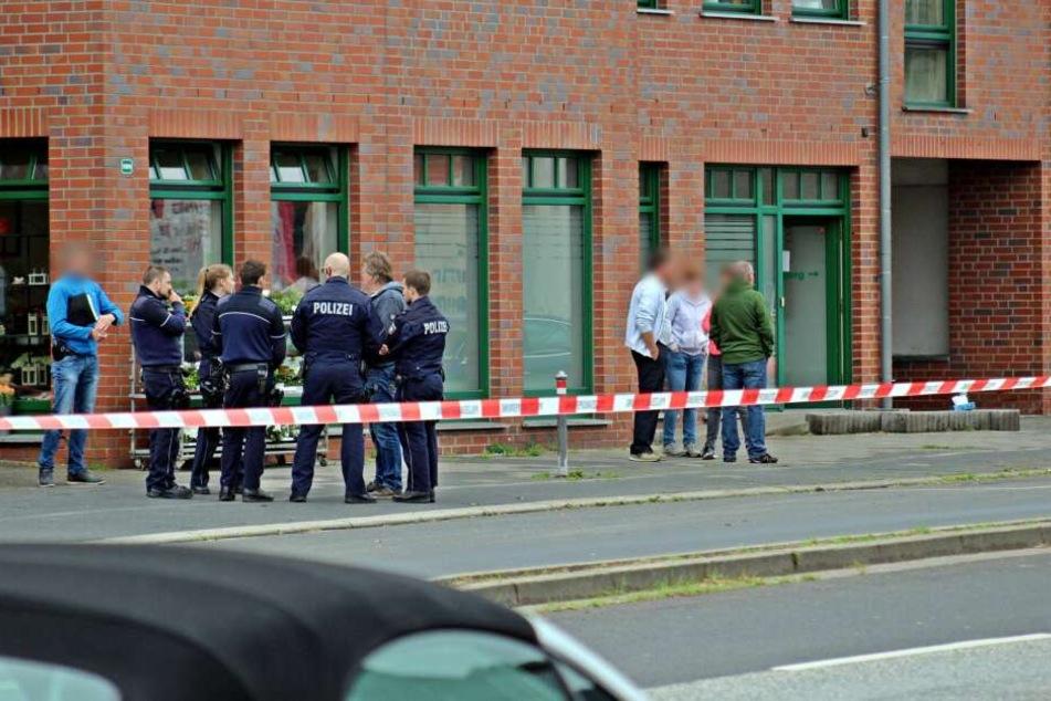Der Tatort wurde damals genau von der Polizei untersucht.