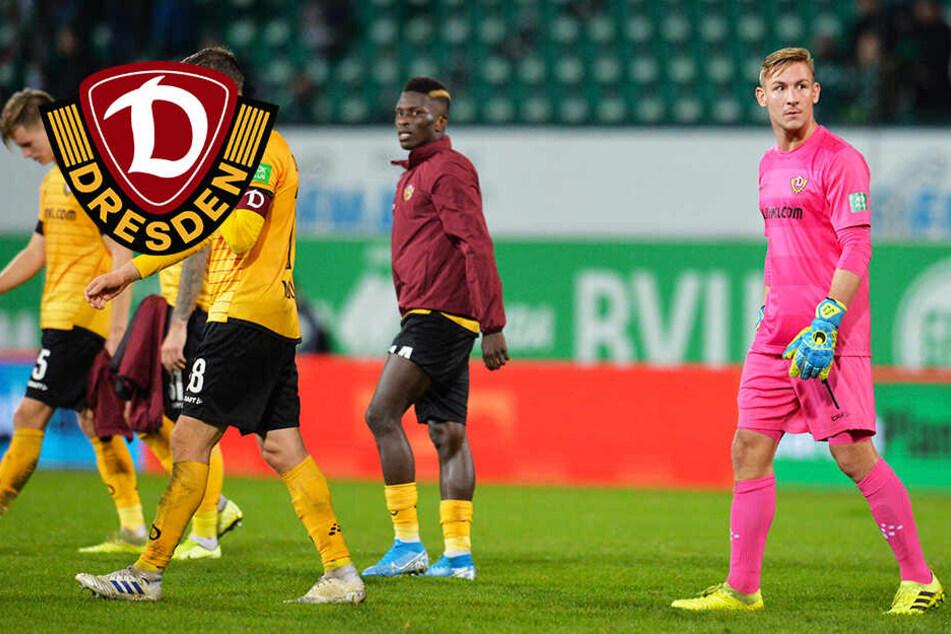 """""""Wir sind Dynamo und ihr nicht!"""" Fans mit klarer Botschaft"""