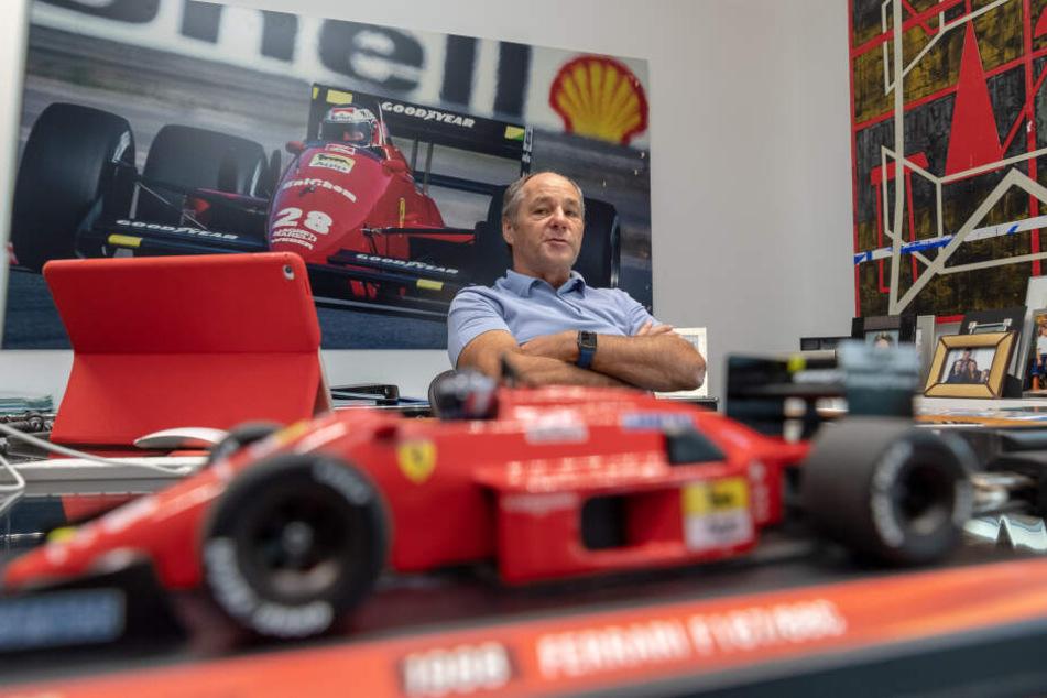 Der ehemalige Formel-1-Pilot und aktuelle DTM-Boss Gerhard Berger wird am 27. August 60 Jahre alt.