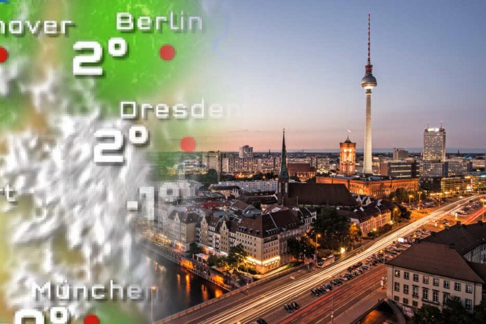 Es wird kalt in Berlin: Kommt jetzt der endgültige Wintereinbruch?