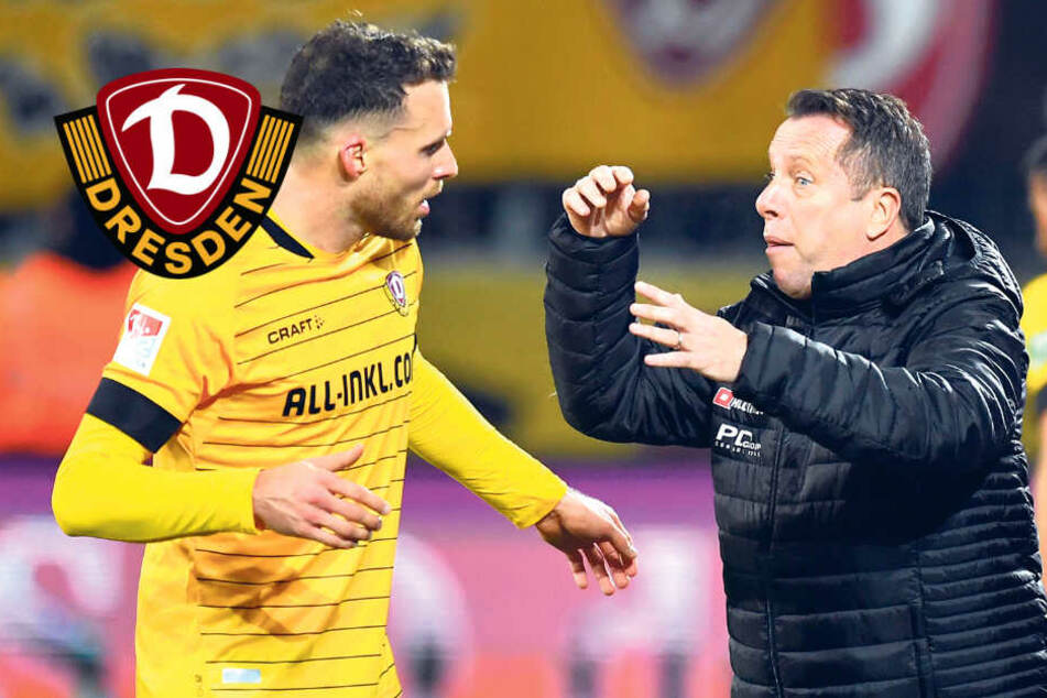 Dynamo-Coach Kauczinski kehrt zurück: Sieg wäre eine Genugtuung für ihn
