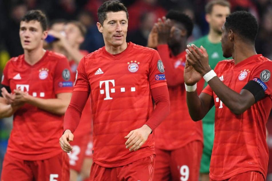 Der FC Bayern München empfängt am 11. Spieltag der Bundesliga den BVB.