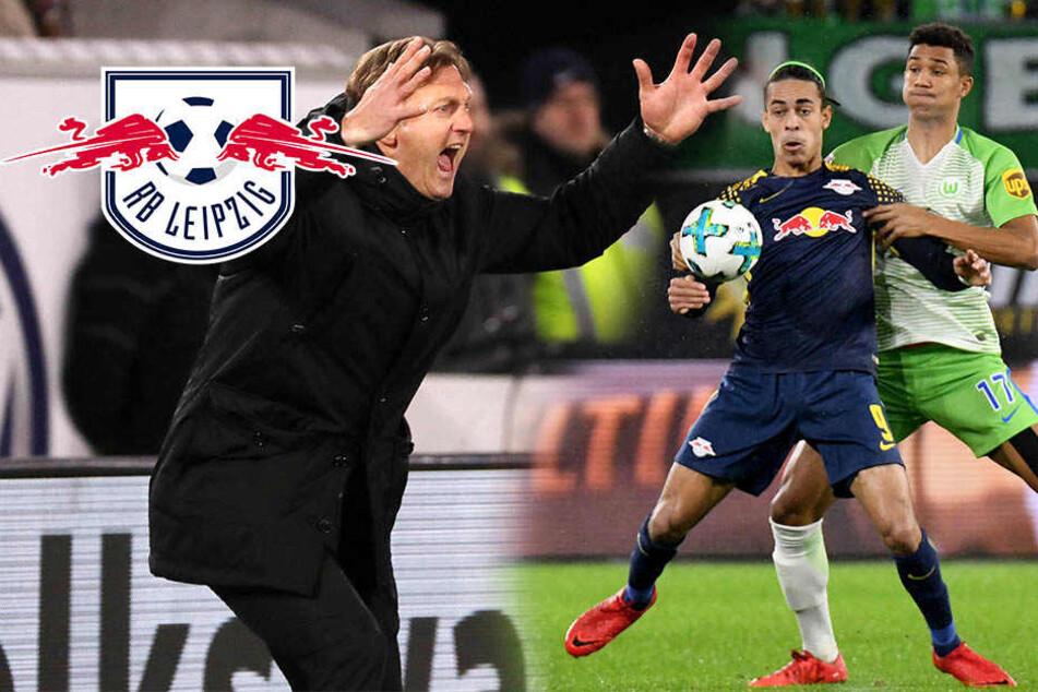 4. Spiel ohne Sieg! RB Leipzig scheitert an eigener Chancenverwertung
