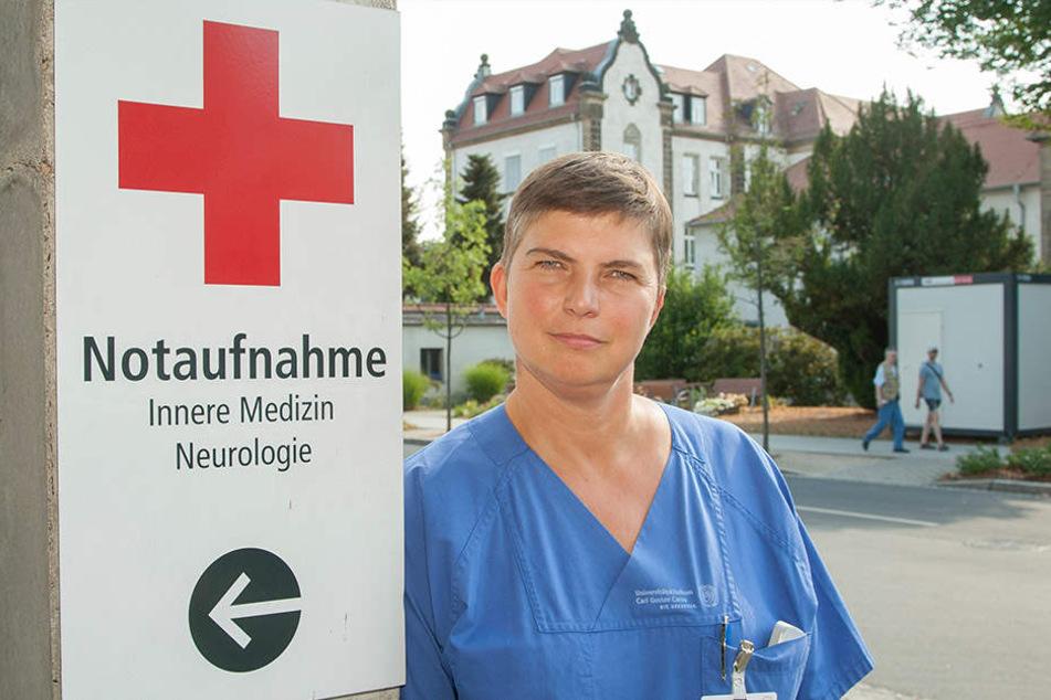 Ärztin Simone von Bonin.